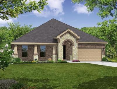 Pflugerville Single Family Home For Sale: 3517 Tree Swallow Way