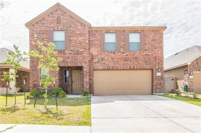 Del Valle Single Family Home For Sale: 6705 Moores Ferry Dr