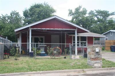 Austin Single Family Home For Sale: 1112 Vasquez St