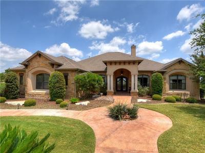 Georgetown Single Family Home Pending - Taking Backups: 400 W Majestic Oak Ln
