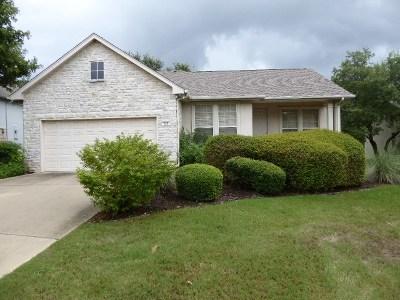 Georgetown TX Single Family Home Pending - Taking Backups: $225,000