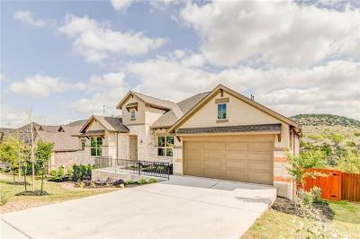 Austin TX Single Family Home For Sale: $537,622