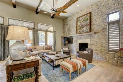 Austin Single Family Home For Sale: 4501 Spanish Oaks Club Blvd #8