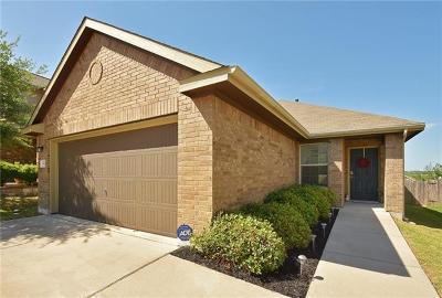 Hays County, Travis County, Williamson County Single Family Home Coming Soon: 5601 Emma Thompson Way