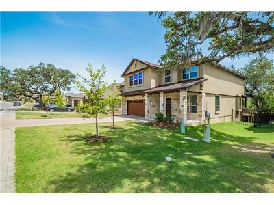 San Marcos Single Family Home For Sale: 318 Parkside Dr