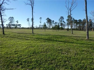 Paige Residential Lots & Land For Sale: 126 Hook Em Horns Dr