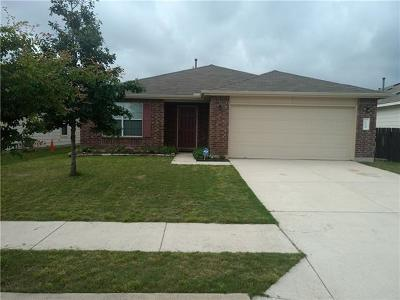 Elgin Single Family Home Pending - Taking Backups: 17929 Prairie Verbena Ln