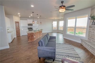 Jarrell Single Family Home For Sale: 325 Western Sky Trl