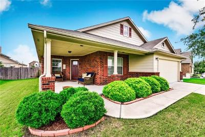 Pflugerville Single Family Home For Sale: 20025 Harrier Flight Trl