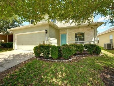 Single Family Home For Sale: 4013 Bronco Bend Loop