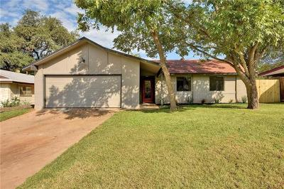 Single Family Home For Sale: 5302 Meadow Creek Cir