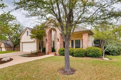 Austin TX Single Family Home For Sale: $555,000