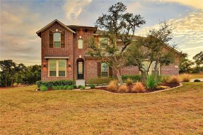 Dripping Springs Single Family Home For Sale: 1295 Bearkat Canyon Dr