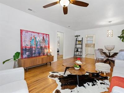 Austin Single Family Home For Sale: 1200 Kenwood Ave