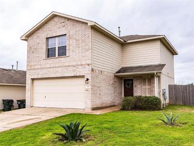 Buda Single Family Home Pending - Taking Backups: 128 Pebble Creek Ln