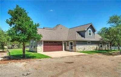 Leander Single Family Home For Sale: 604 Riva Ridge Dr