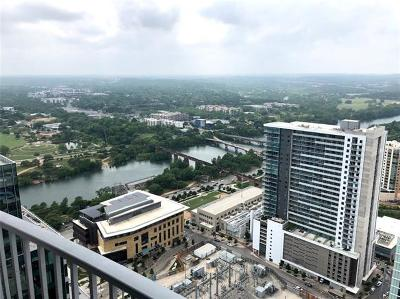 Travis County Condo/Townhouse For Sale: 360 Nueces St #4108