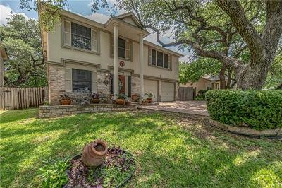 Austin Single Family Home For Sale: 13261 Kerrville Folkway