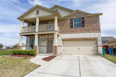 Pflugerville Single Family Home For Sale: 19021 Keeli Ln #H2