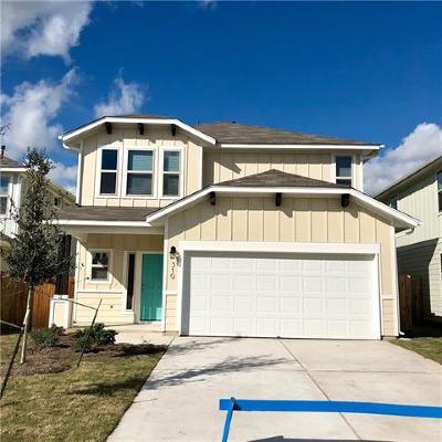 Buda Single Family Home For Sale: 319 Guemal Rd