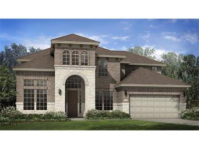 Leander Single Family Home For Sale: 2425 Piazza Pl