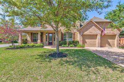 Round Rock Single Family Home Pending - Taking Backups: 3200 Andice Path