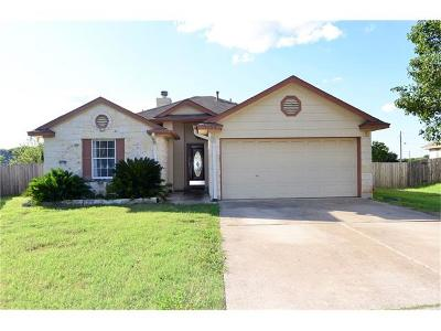 Single Family Home Sold: 1103 Chickory Ct