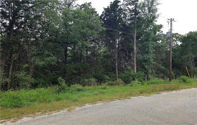 Smithville Residential Lots & Land For Sale: Commanche