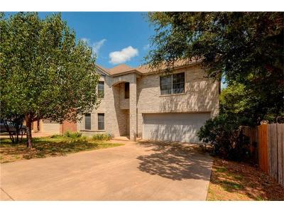 Hays County, Travis County, Williamson County Single Family Home For Sale: 2204 Kaiser Dr
