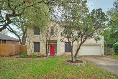 Austin Single Family Home For Sale: 8725 Minot Cir
