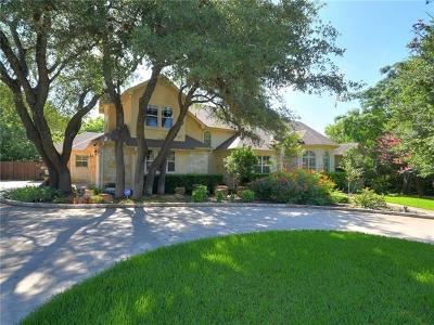 Round Rock Single Family Home For Sale: 1705 Blue Heron Cv