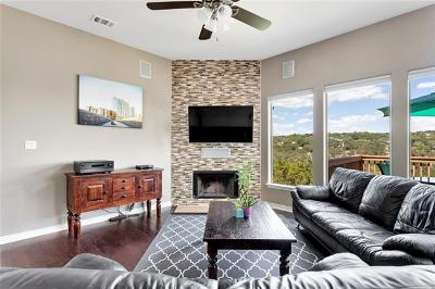Austin Single Family Home For Sale: 14306 Hunters Pass