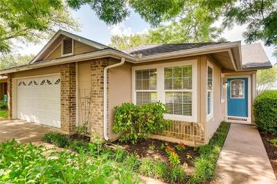 Travis County Single Family Home For Sale: 9804 Briar Ridge Dr
