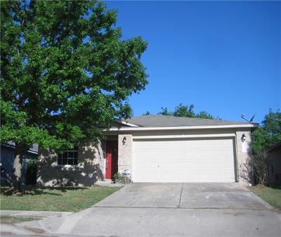 Austin Single Family Home For Sale: 3908 Sojourner St