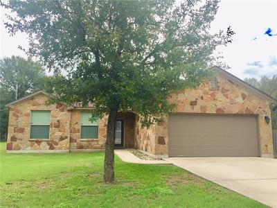 Bastrop County Single Family Home For Sale: 131 Waikakaaua Dr