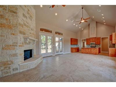 Dripping Springs Single Family Home Active Contingent: 721 Beauchamp Rd