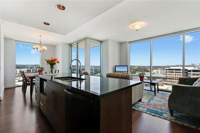 Austin Condo/Townhouse For Sale: 300 Bowie St #1407