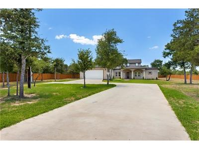 Del Valle Single Family Home For Sale: 162 Cabana Vista Dr