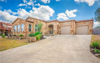 Lago Vista Single Family Home For Sale: 6615 Avenida Ann St