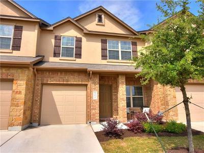 Cedar Park Condo/Townhouse Pending - Taking Backups: 1701 S Bell Blvd #502