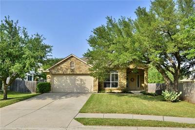 Travis County, Williamson County Single Family Home For Sale: 11521 McDows Hole Ln
