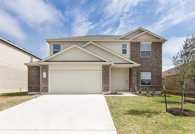 Pflugerville Single Family Home For Sale: 21609 Windmill Ranch Ave