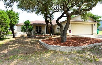 Lago Vista Single Family Home For Sale: 21706 Ticonderoga Ave