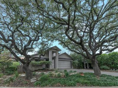 Austin Single Family Home Pending - Taking Backups: 12004 Elfcroft Dr