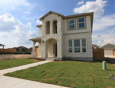 Pflugerville Single Family Home For Sale: 725 Speckled Alder Dr