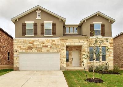 San Marcos Single Family Home For Sale: 317 Mary Max Cir