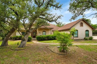 Liberty Hill Single Family Home For Sale: 301 San Gabriel Oaks Dr