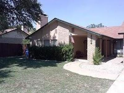 Leander Multi Family Home For Sale: 2504 S Bagdad Rd