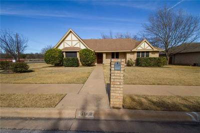 Hays County, Travis County, Williamson County Single Family Home For Sale: 7001 Wheeler Branch Trl