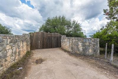 Dripping Springs Farm For Sale: 201 W Barton Bend Rd